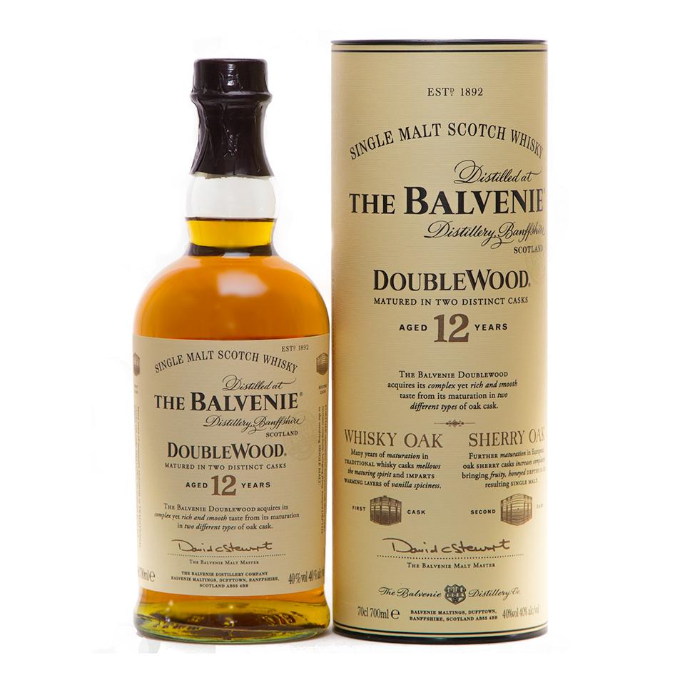 Balvenie 12 DoubleWood (40%vol. 700ml)