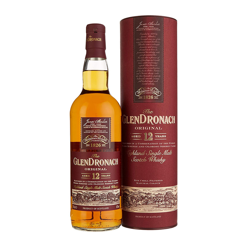 GlenDronach 12 (43%vol. 700ml)