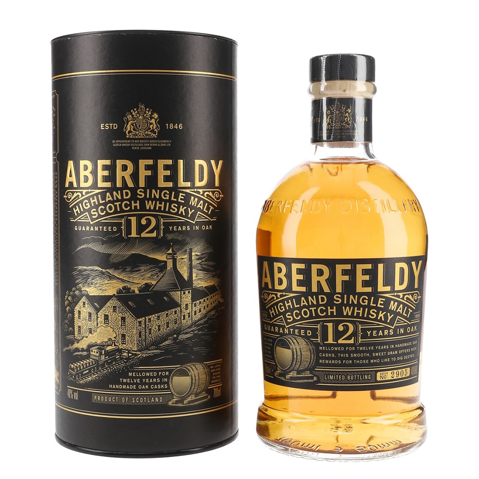 Aberfeldy 12 (40%vol. 700ml)