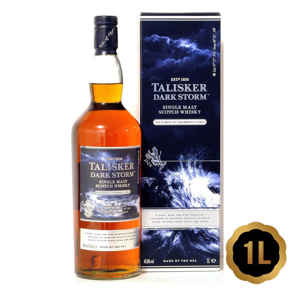 Talisker Dark Storm (45,8%vol. 1L)