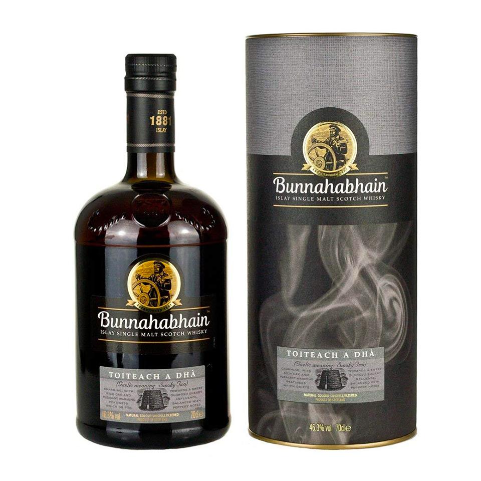 Bunnahabhain Toiteach A Dha (46,3%vol. 700ml)