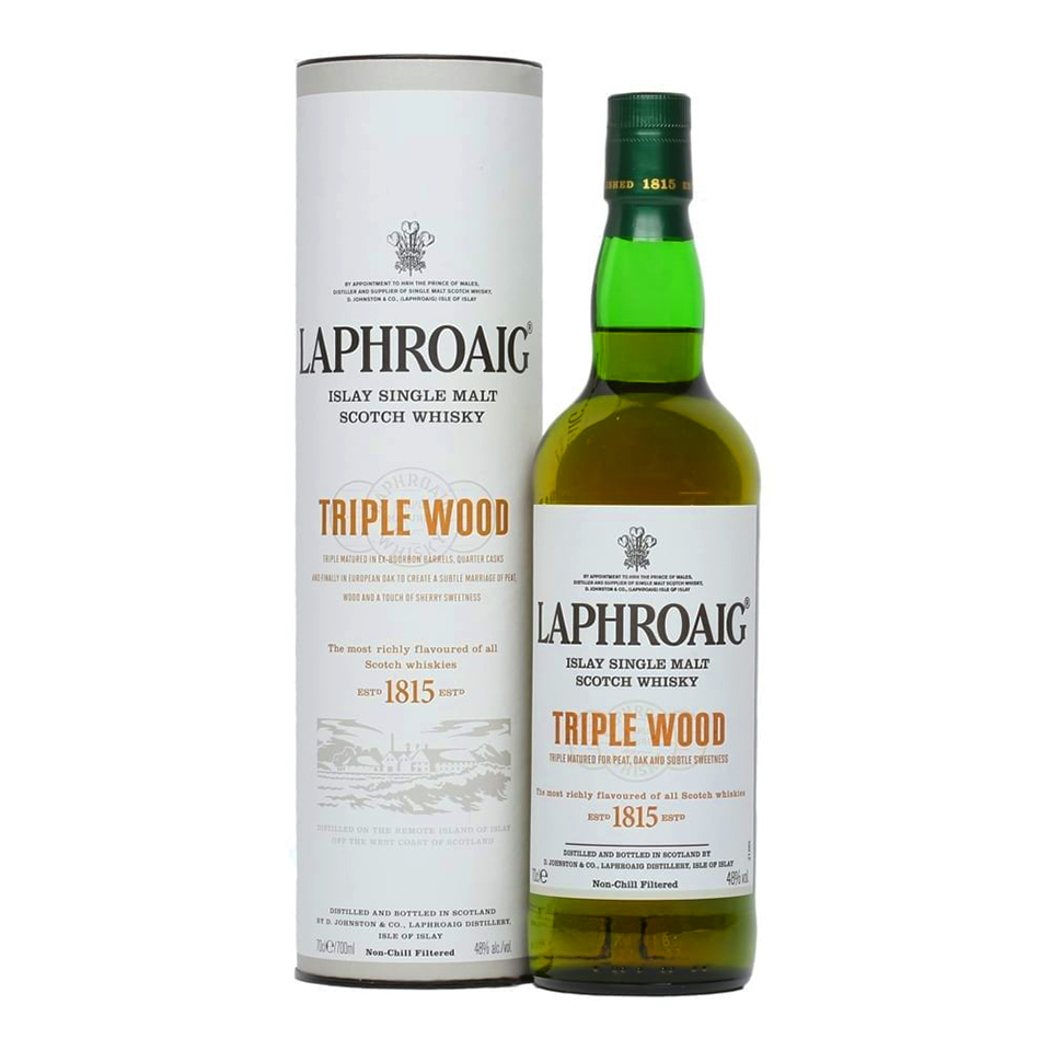 Laphroaig Triple Wood (48%vol. 700ml)
