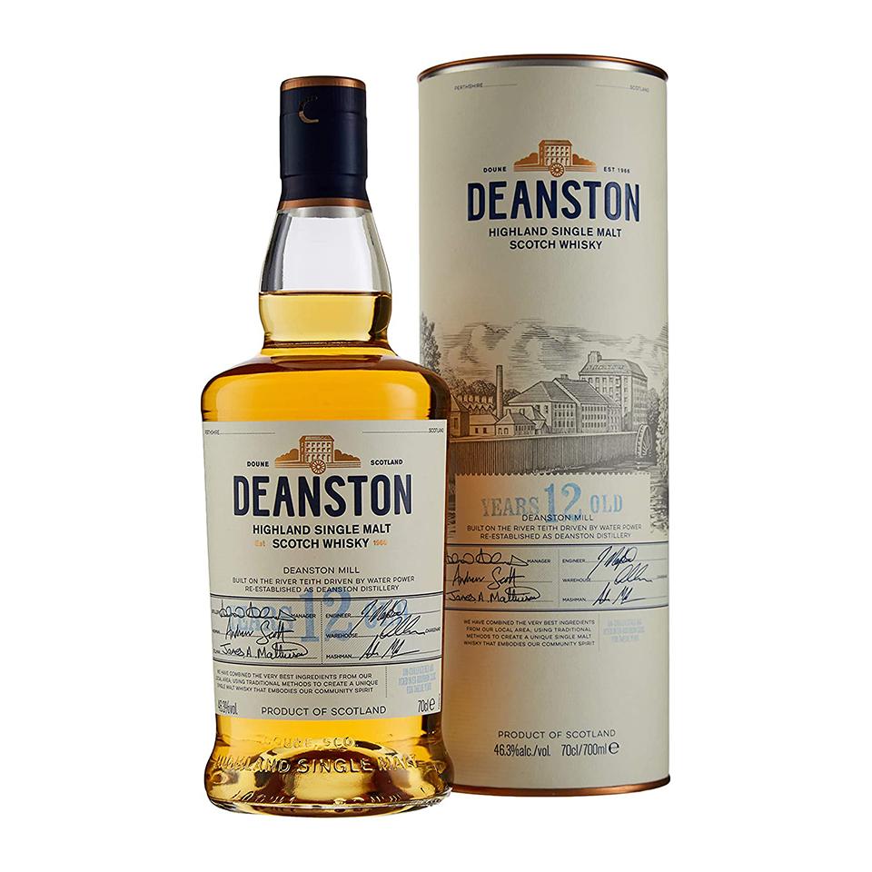 Deanston 12 (46,3%vol. 700ml)