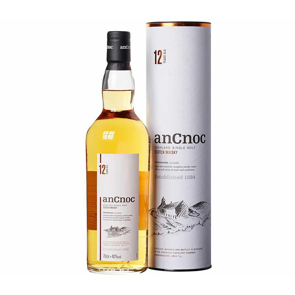 AnCnoc 12 (40%vol. 700ml)