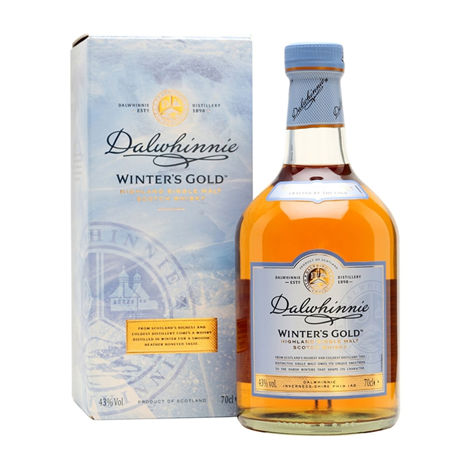 Dalwhinnie Winter's Gold (43%vol. 700ml)