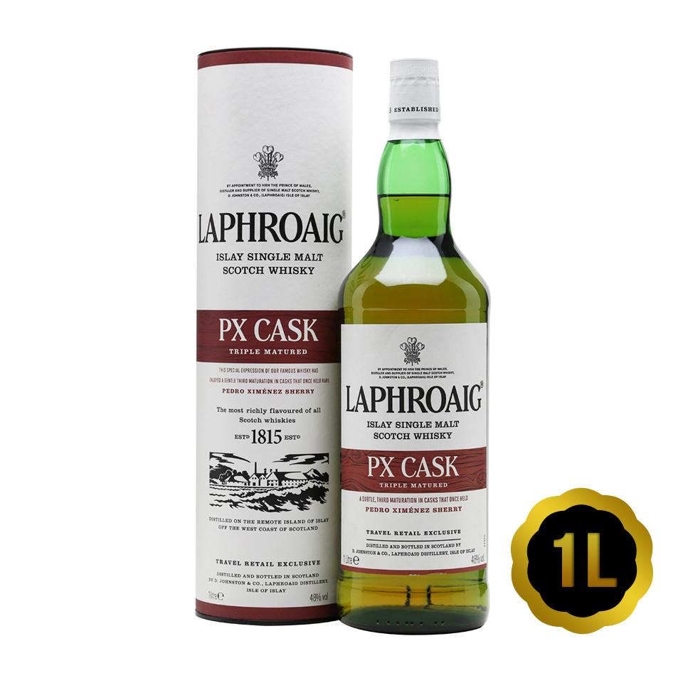 Laphroaig PX Cask (48%vol. 1L)