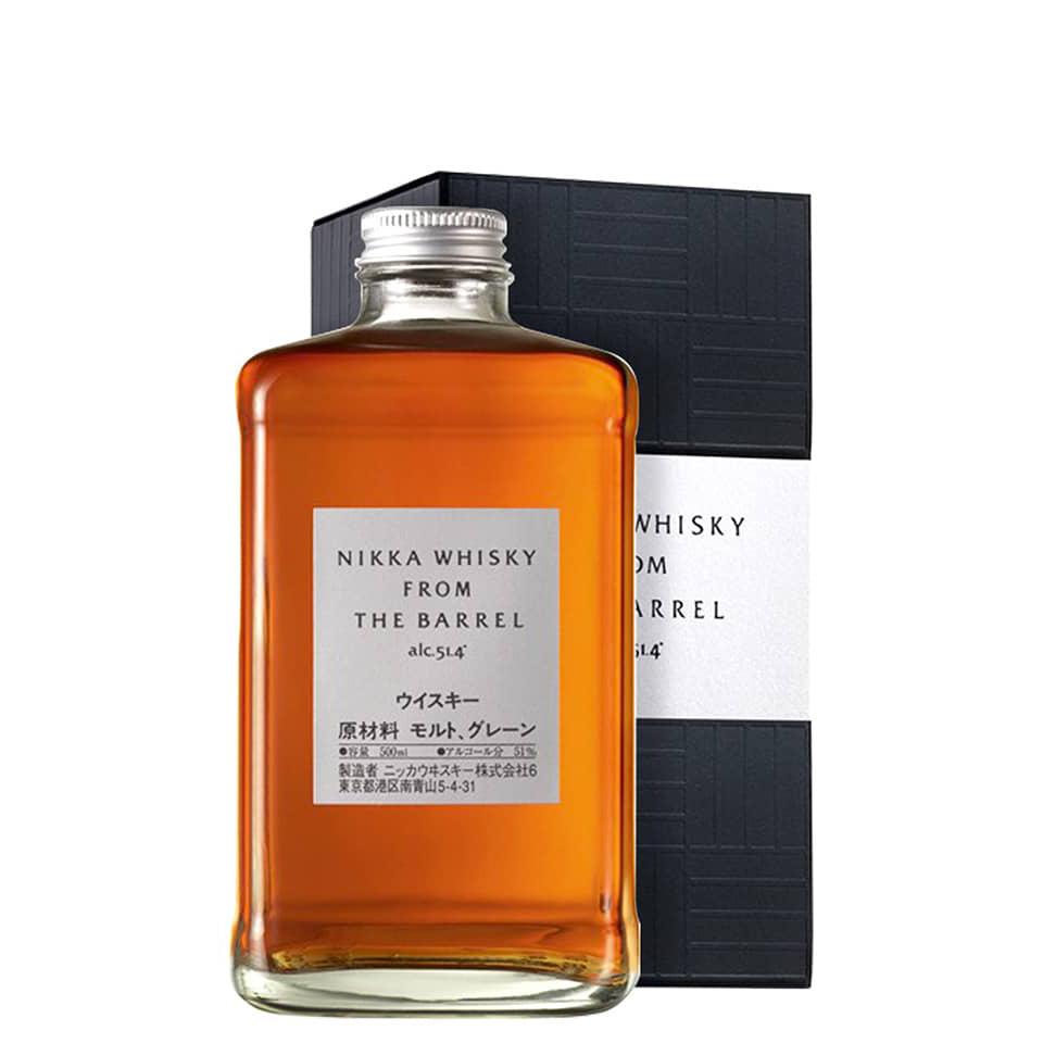 Nikka From The Barrel (51,4%vol. 500ml)