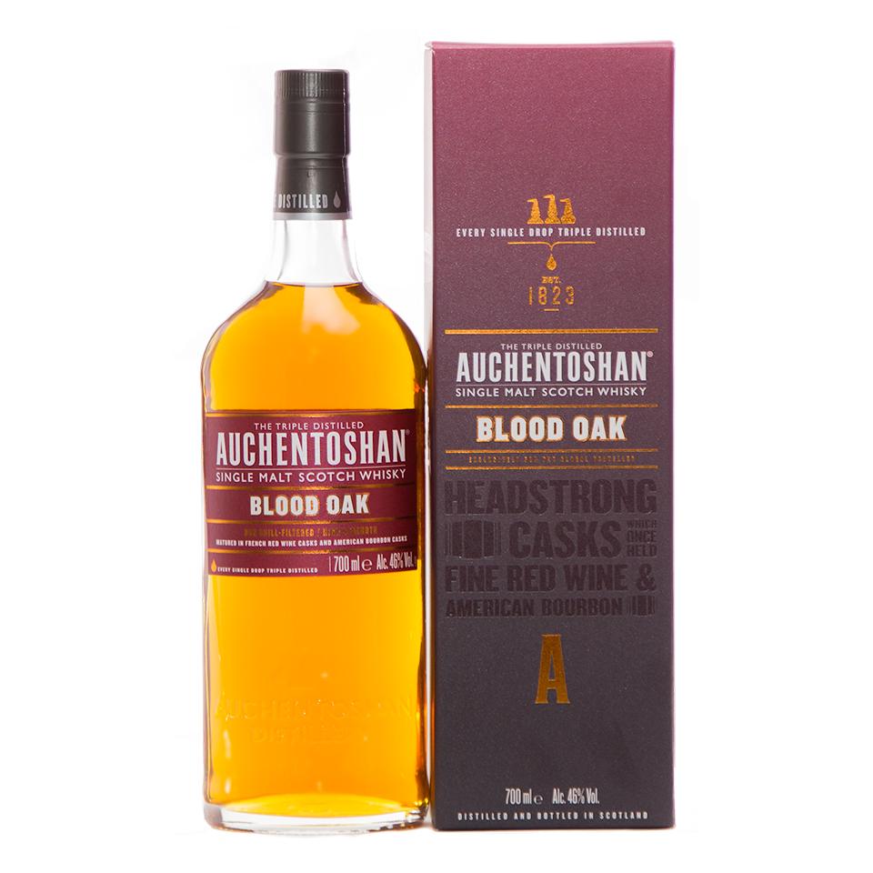 Auchentoshan Blood Oak (46%vol. 700ml)