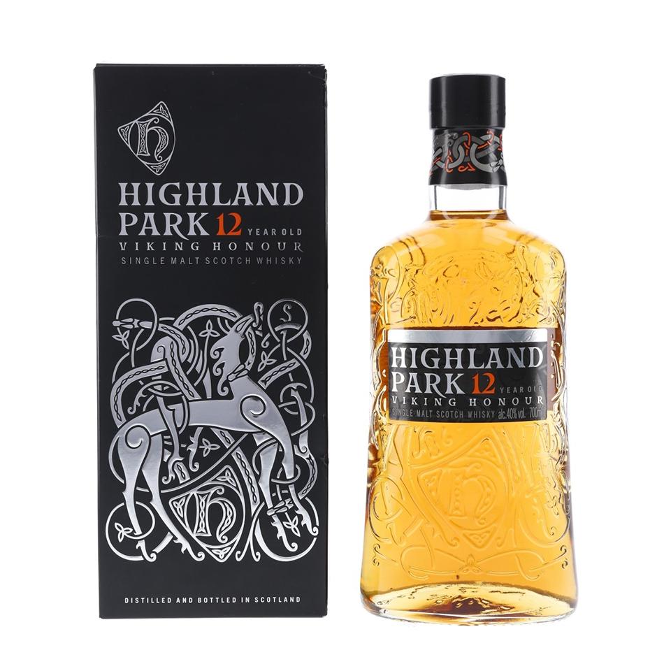 Highland Park 12 Viking Honour (40%vol. 700ml)