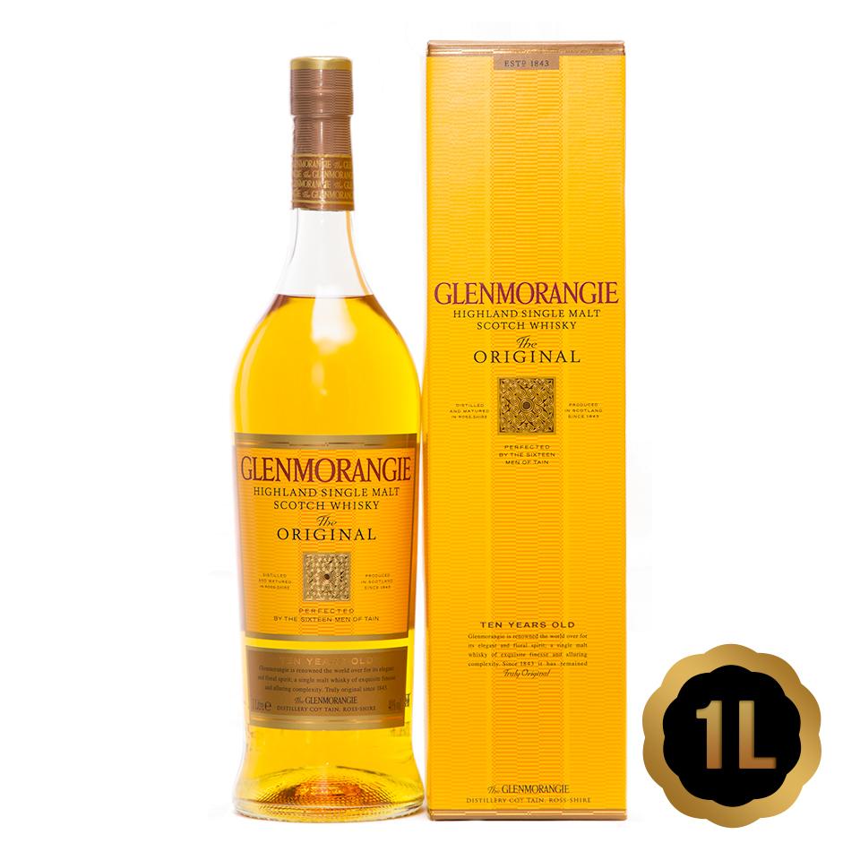 Glenmorangie 10 (40%vol. 1L)