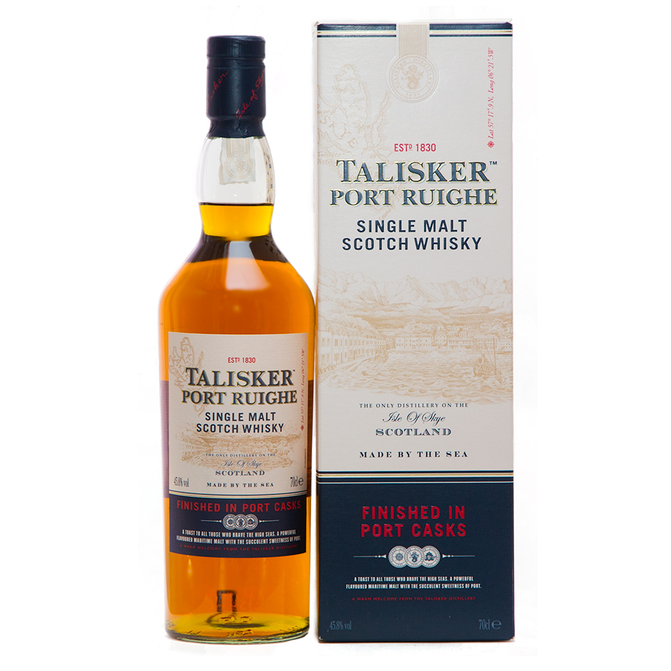 Talisker Port Ruighe (45,8%vol. 700ml)