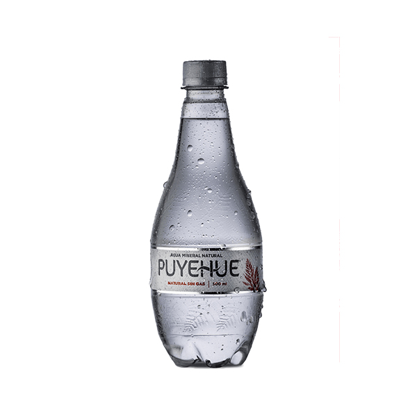 Puyehue Agua Mineral Sin Gas (500 ml)