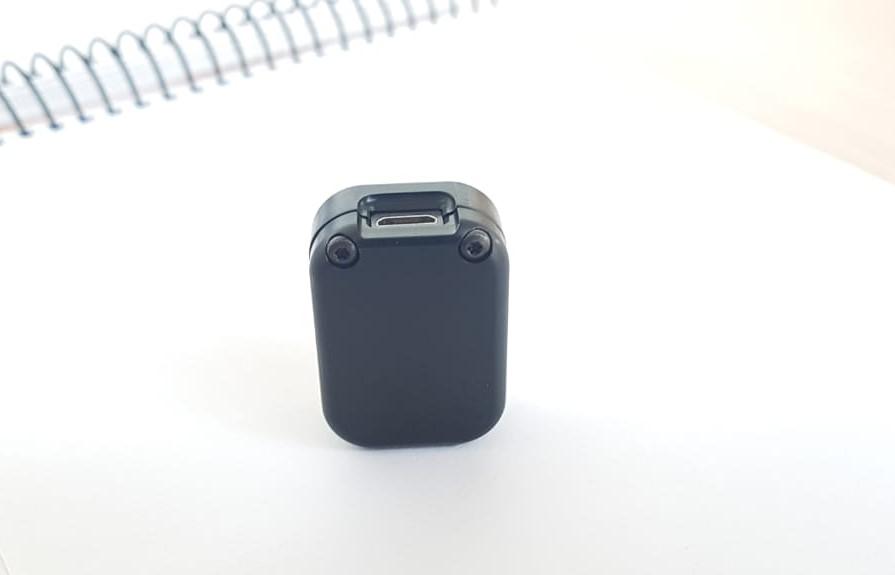 Sensor Inercial de movimiento