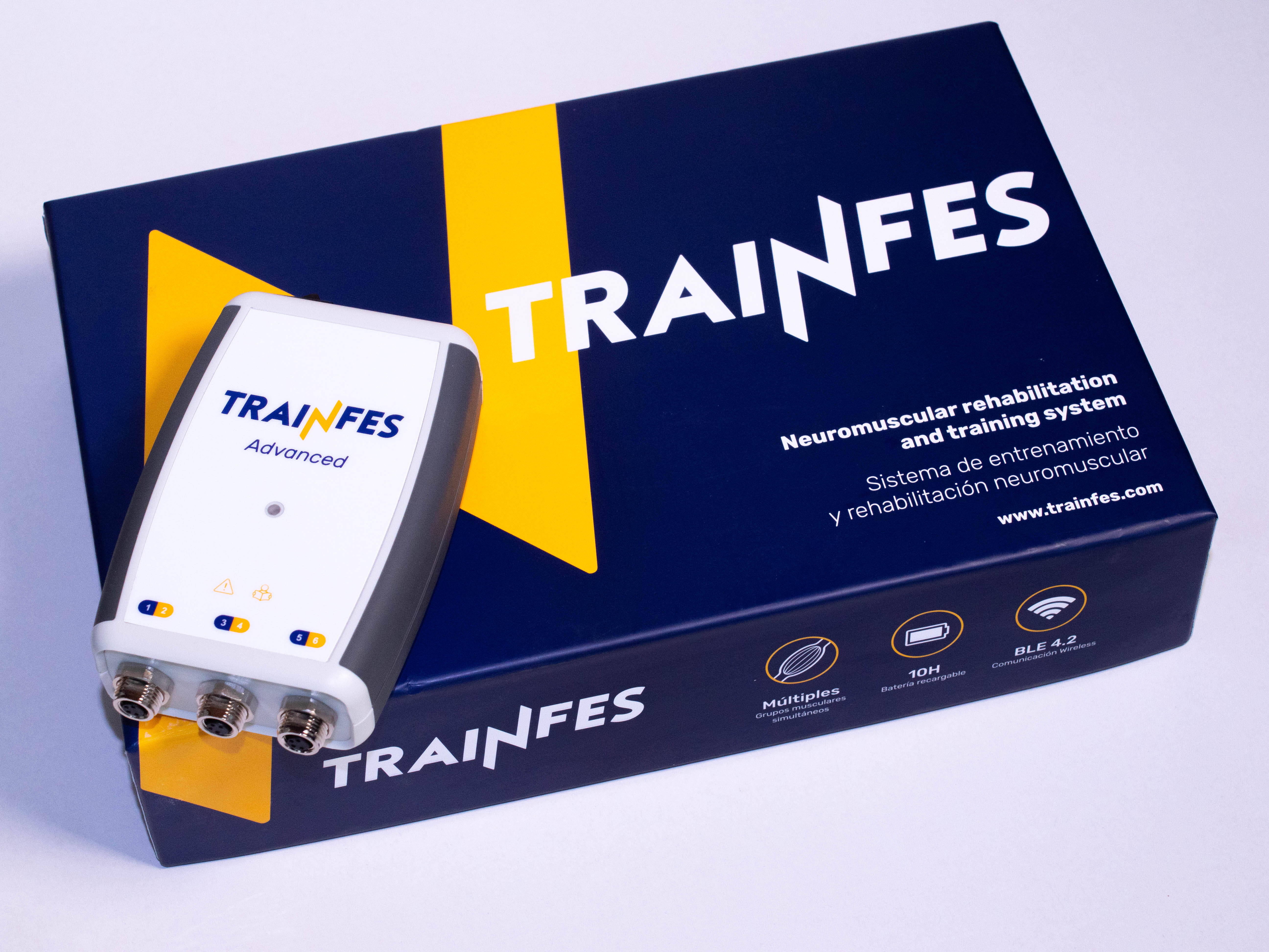 TRAINFES ADVANCED precio especial programa KINEFES