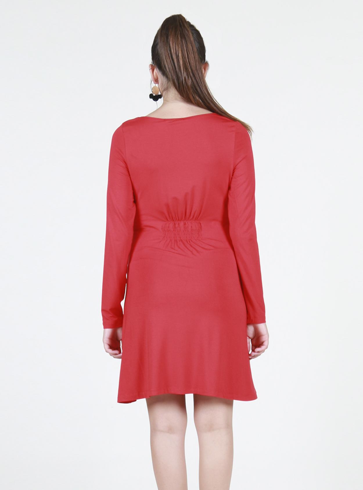 Vestido Evasee