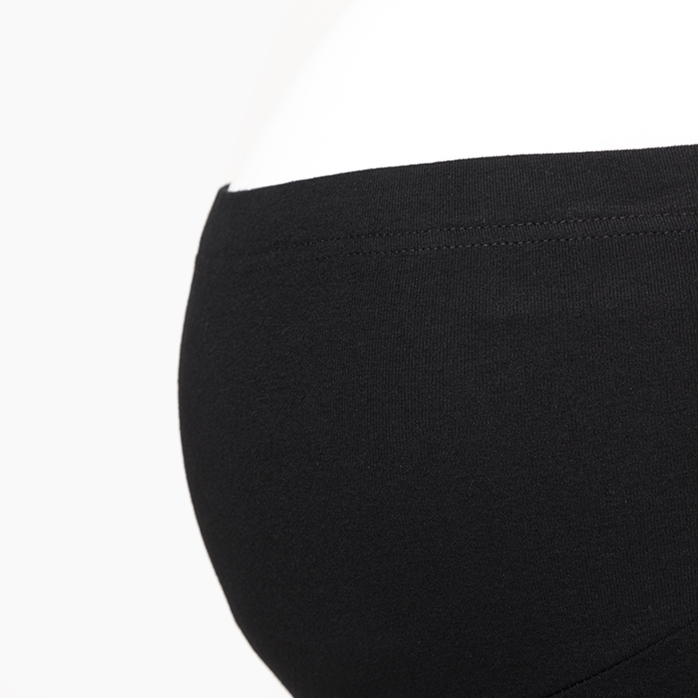 Calzas maternales negras