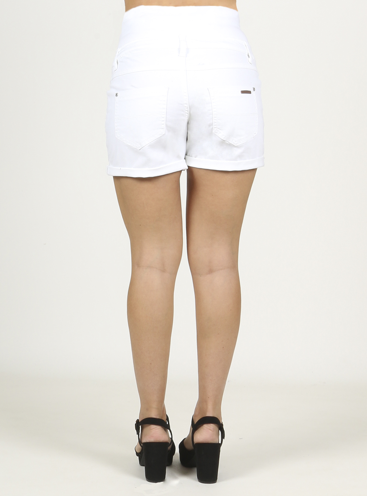 Short jeans Blanco
