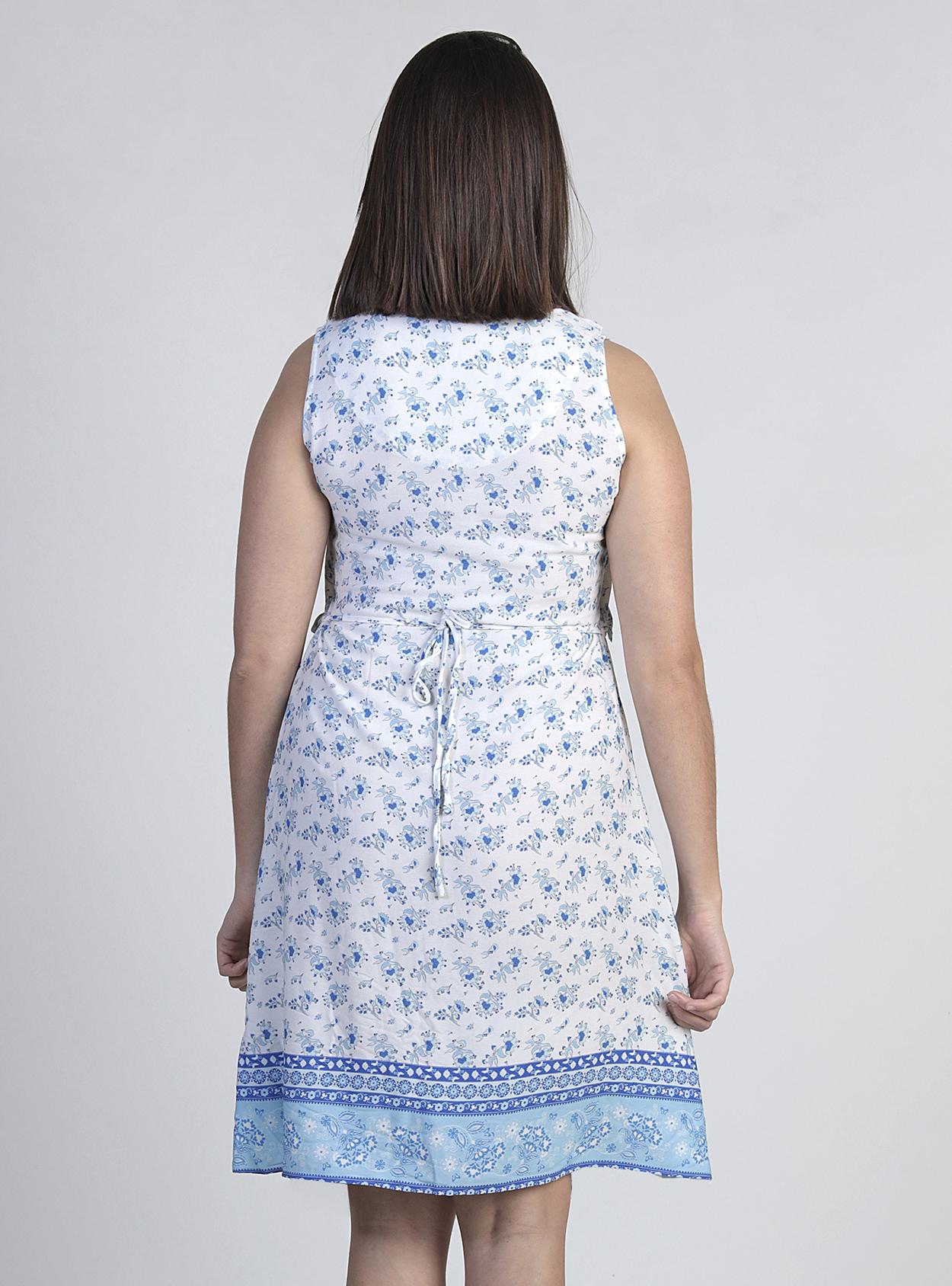 Vestido lactancia Florencia