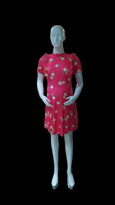 Vestido Kimono flores