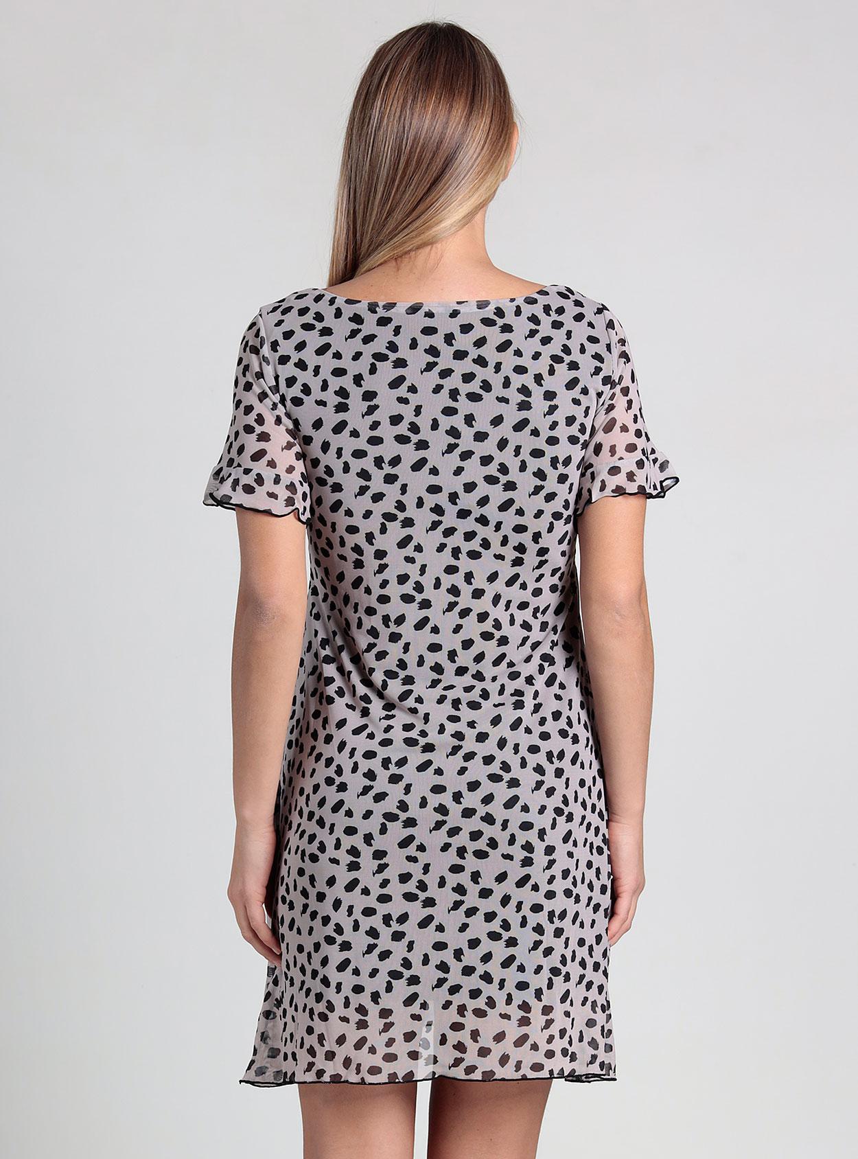 Vestido Lactancia estampado Animal Print