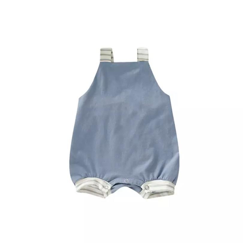 Ranita azul botón