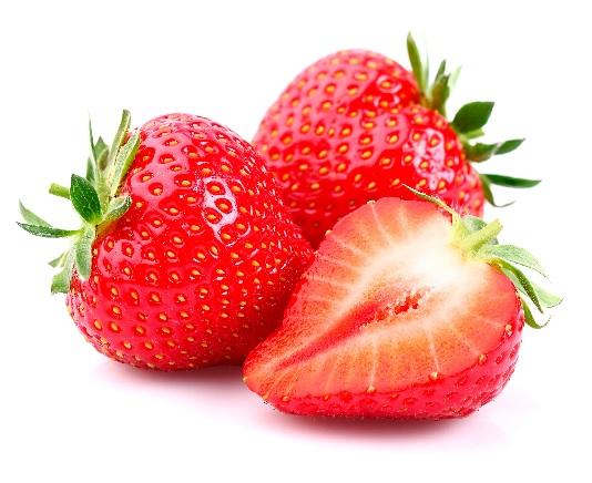 Brillo labial frutilla cremoso color y sabor frutillita natural balsamo labios chile
