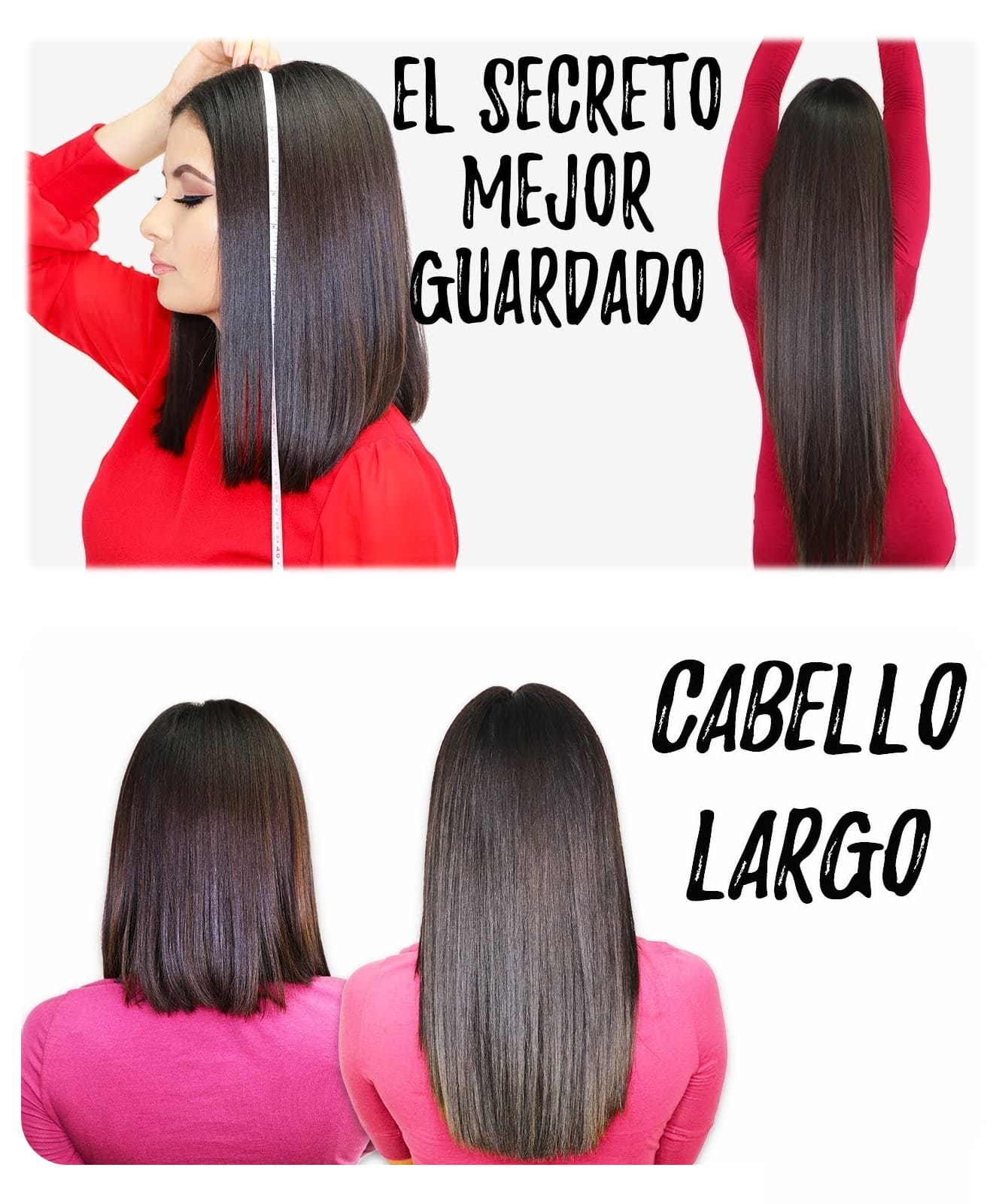 Acondicionador crecimiento intensivo cabello balsamo fortalece pelo