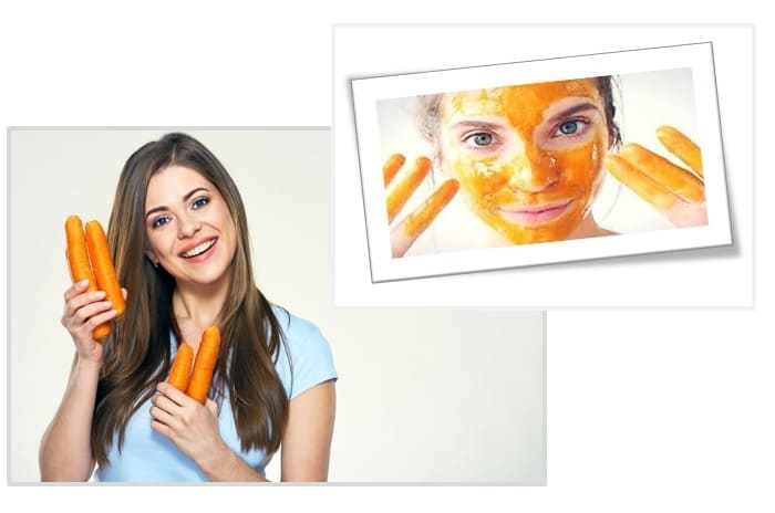4 Mascarillas rostro retinol vitamina A facial revitalizante antiarrugas