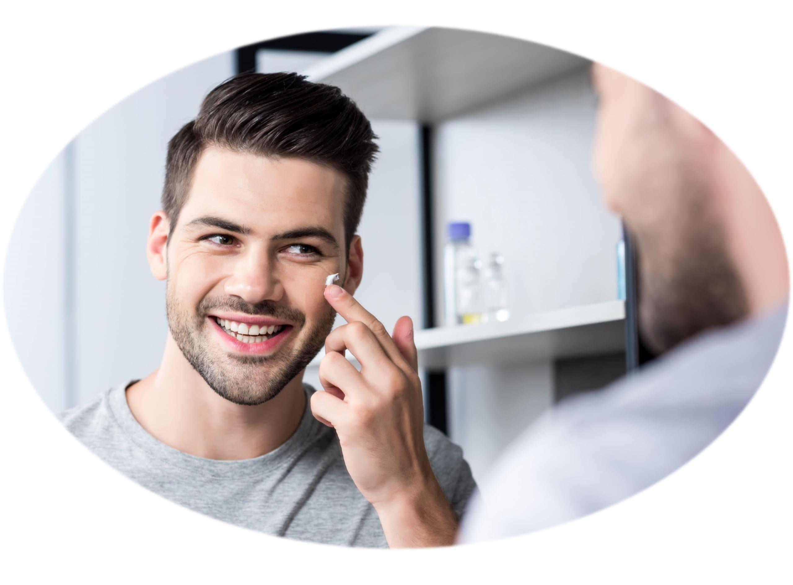 Serum emerging men dermik serum energy time anti-wrinkle facial