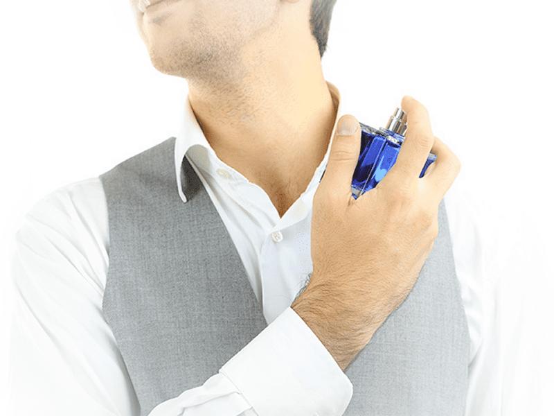 Perfume sorpresa para hombre