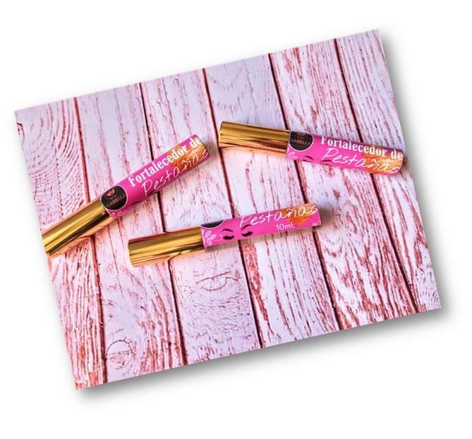 Strengthening lengthening mascara eyelashes mascara castor oil hair