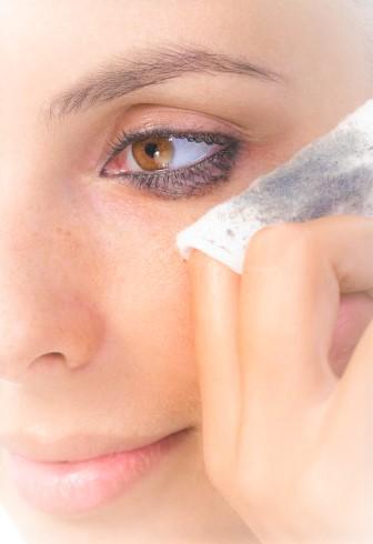 Toallitas tela desmaquillante ojos y labios limpieza facial oferta pack 10