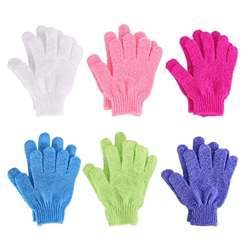 Comprar guante crin exfoliante chile piel corporal y piernas ducha o baño