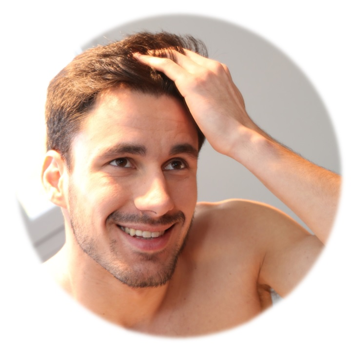Shampoo miel de abeja natural restaurador revitalizante cabello