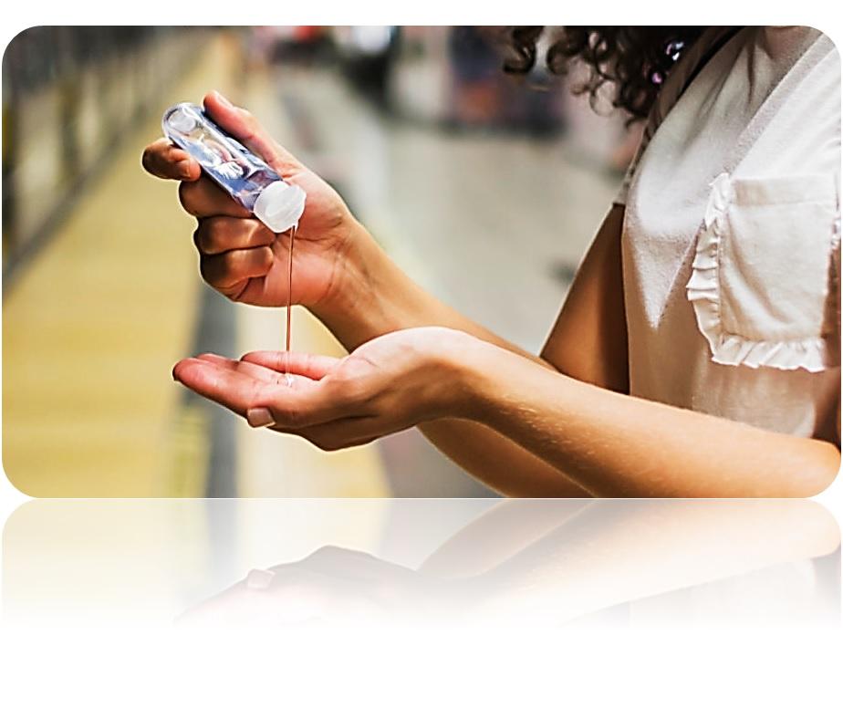 Alcohol gel 70 individual para manos y superficies sin enjuague dermik