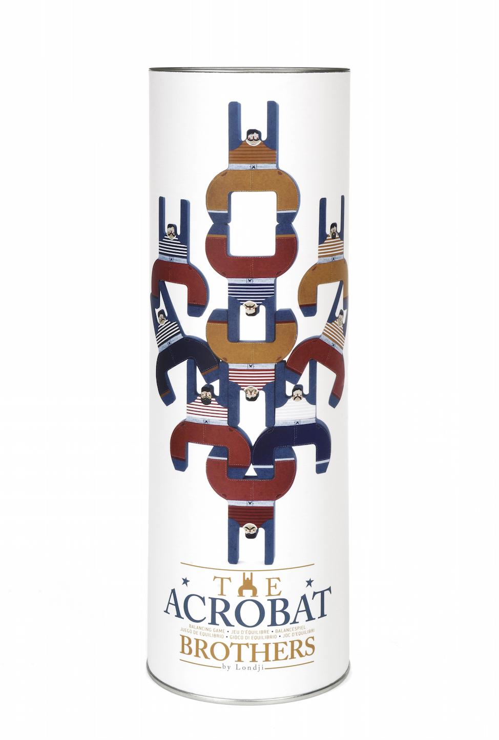 Acrobats Brothers (CON IMANES)