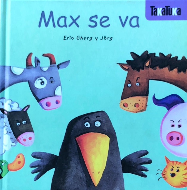 Max se va