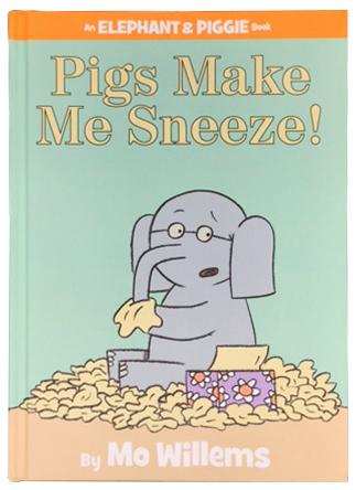 Pigs Make Me Sneezy