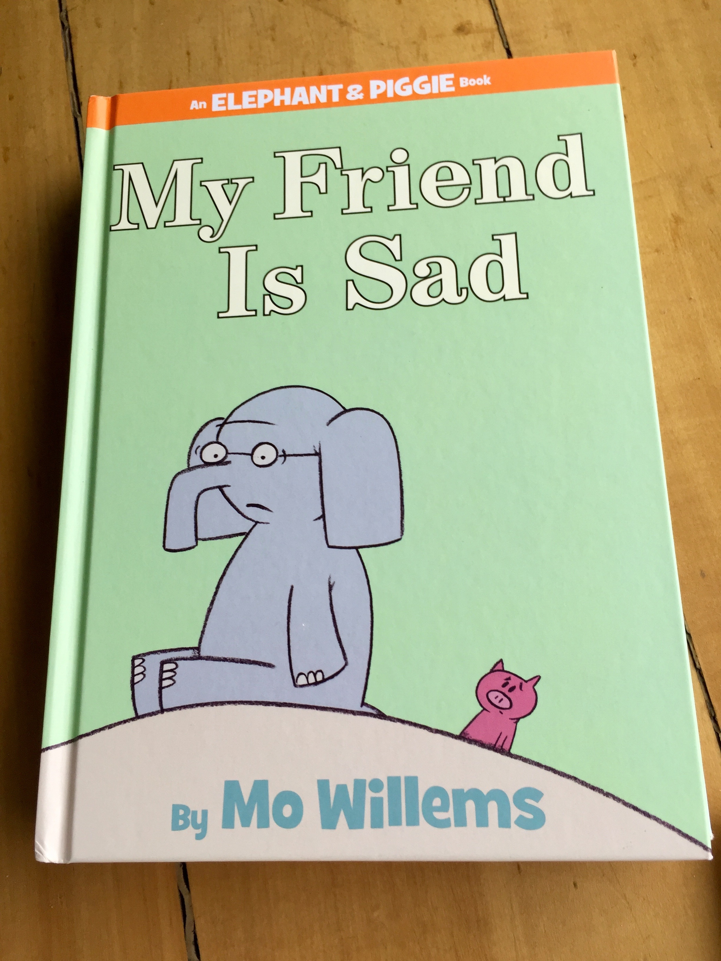 My Friend is Sad