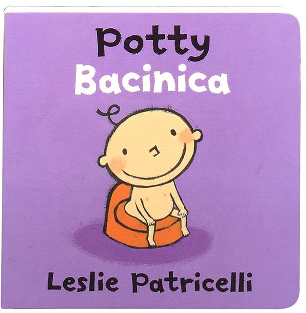 Potty – Bacinica (bilingüe)