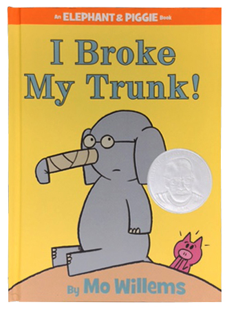 I Broke My Trunk!
