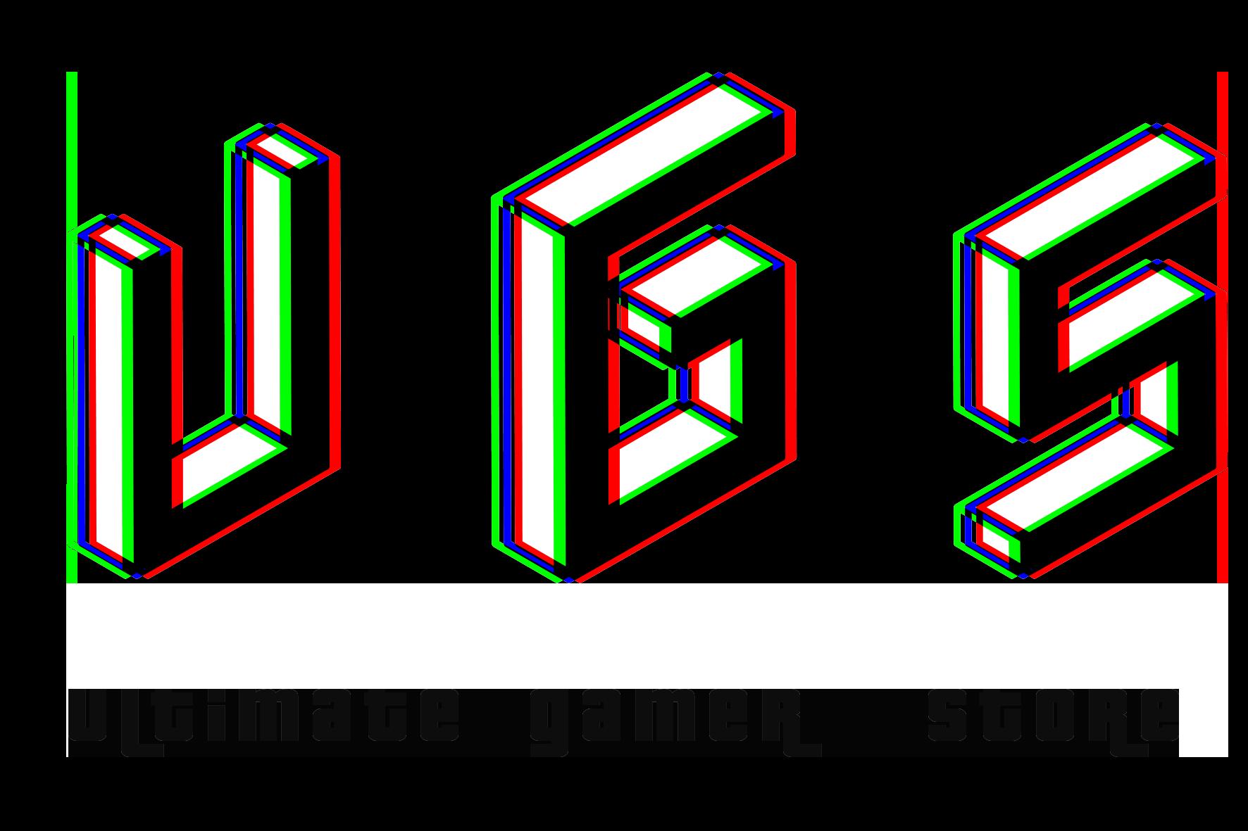 Logo Ultimate Gamer Store