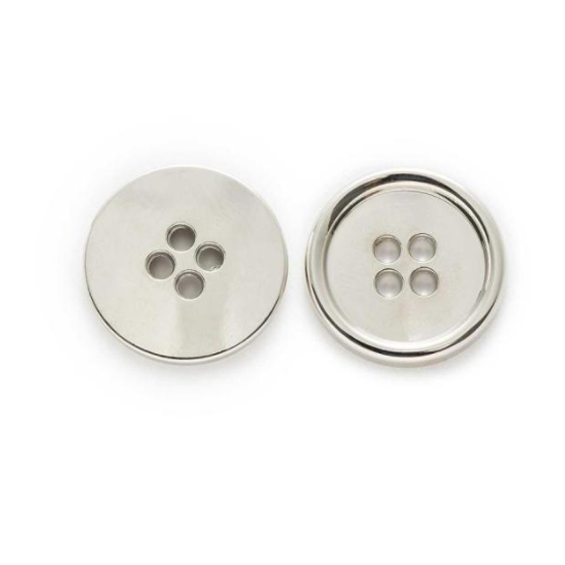 Botones METÁLICOS - Circulares