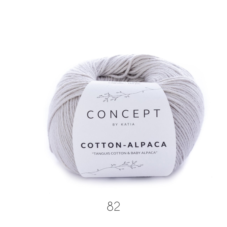 Cotton - Alpaca