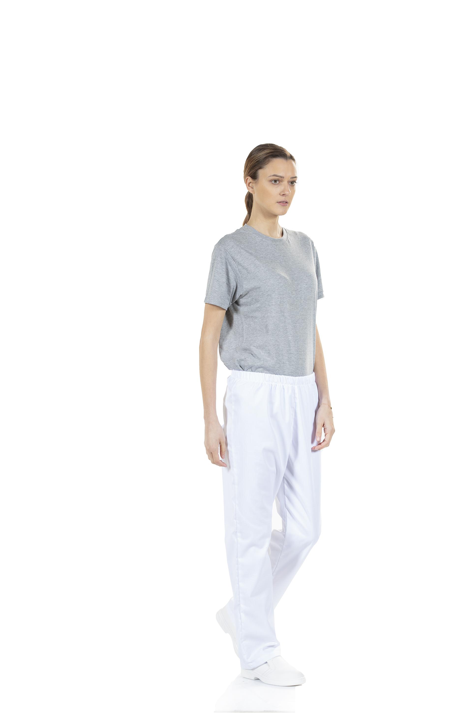 Calça Branca de Saúde Unissexo