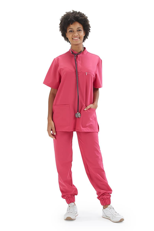 Túnica para Farda de Enfermeira | HISI Collection | Rosa