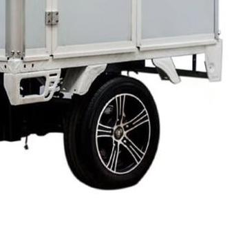 Neumático trasero (Van G4 o G5)