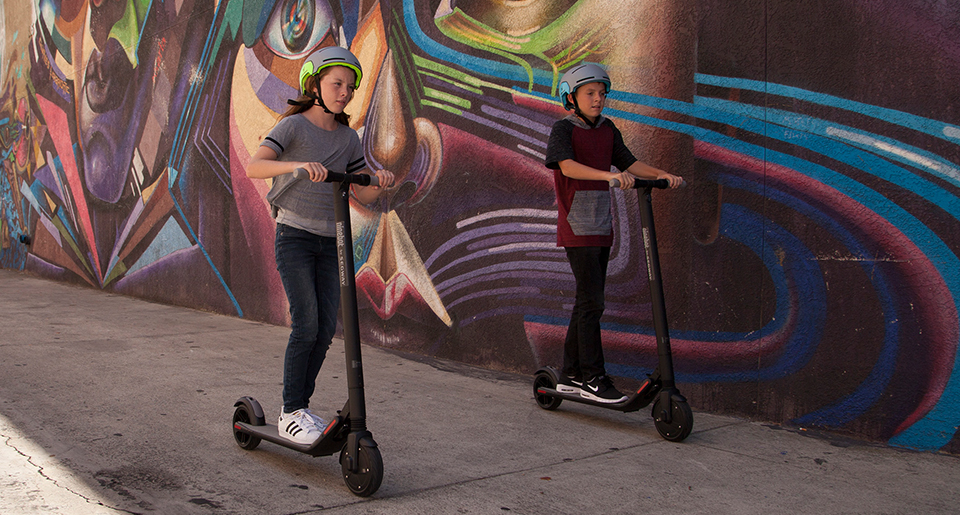 Scooter Segway by Ninebot ES1