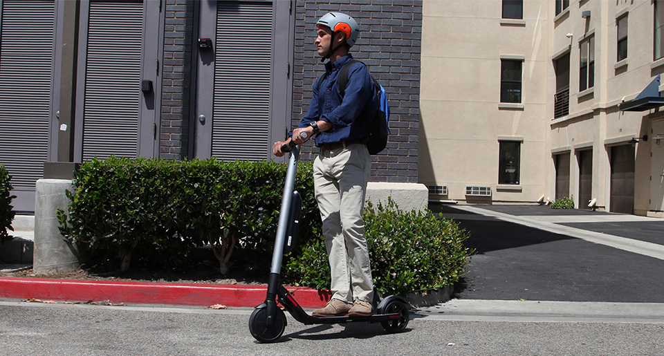 Scooter Segway by Ninebot ES4