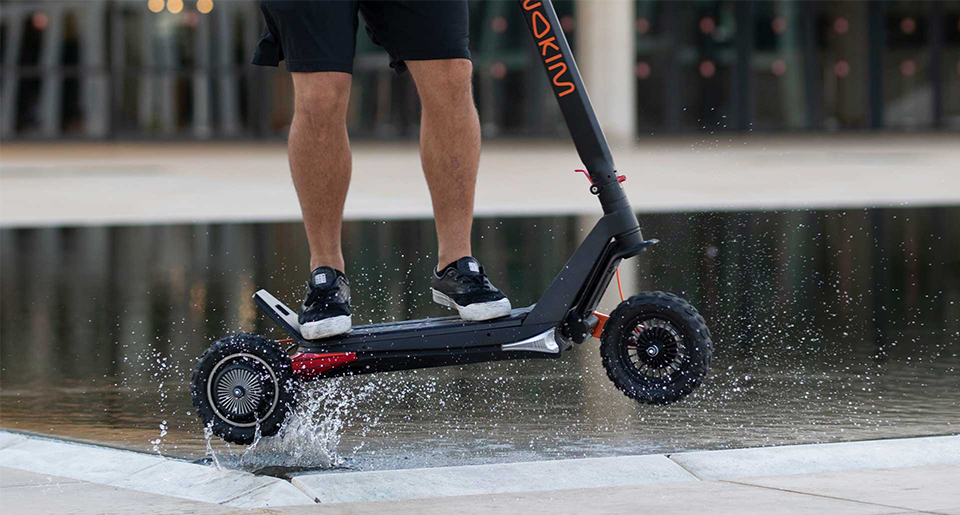 Scooter Inokim OX Súper (Batería LG 60V 21Ah)